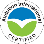 The Oaks Club Audubon Certified